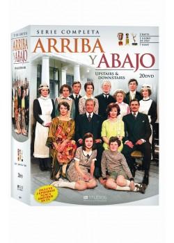 ARRIBA Y ABAJO: SERIE COMPLETA (DVD)