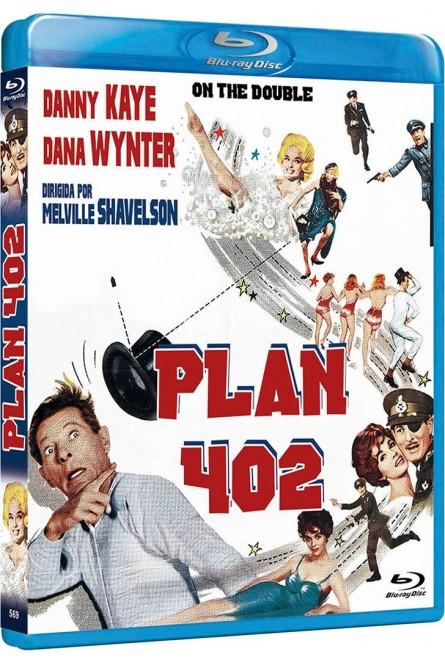 PLAN 402 (BLU-RAY)