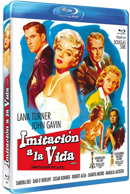 IMITACION A LA VIDA (BLU-RAY)