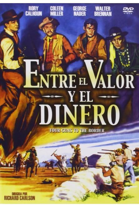 ENTRE EL VALOR Y EL DINERO (DVD)