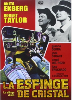 LA ESFINGE DE CRISTAL (DVD)
