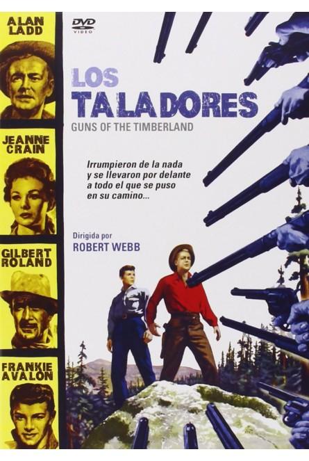 LOS TALADORES (DVD)