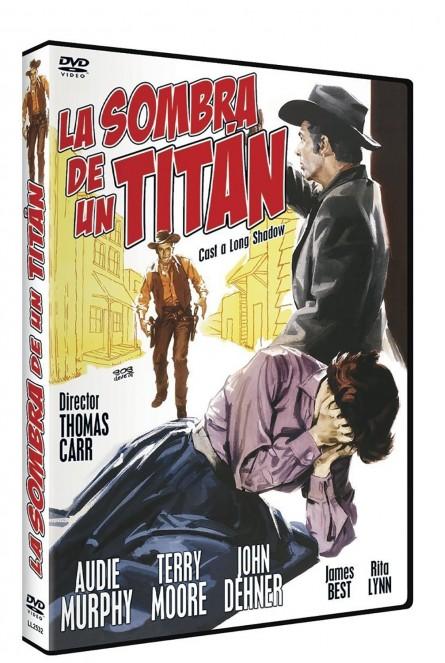 LA SOMBRA DE UN TITAN (DVD)