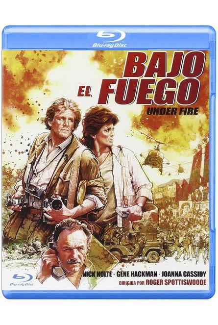 BAJO EL FUEGO (BLU-RAY)