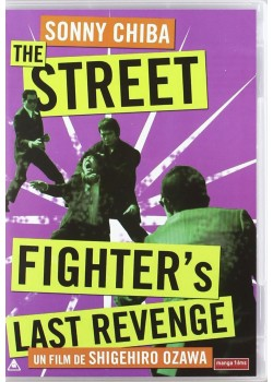 THE STREET FIGHTERS LAST REVENGE