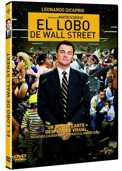 EL LOBO DE WALL STREET (DVD)