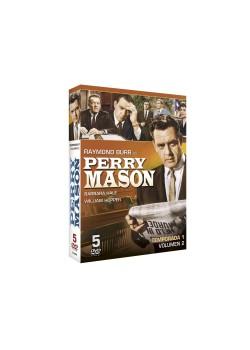 PERRY MASON: TEMPORADA 1 VOL 2 (DVD)