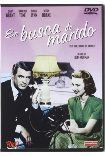 EN BUSCA DE MARIDO (DVD)