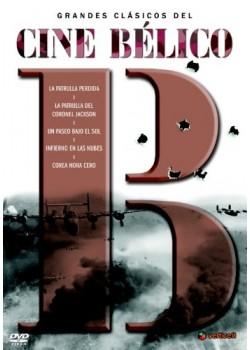 GRANDES CLÁSICOS DEL CINE BÉLICO (DVD)
