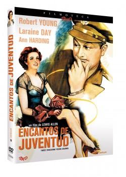 FILMOTECA RKO: ENCANTOS DE JUVENTUD (DVD)