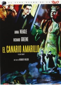 CINE NEGRO RKO: EL CANARIO AMARILLO (VOS) (DVD)