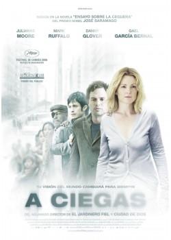 A CIEGAS (BLU-RAY)