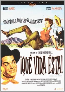¡QUE VIDA ESTA! (DVD)