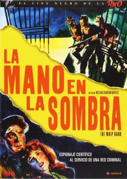 CINE NEGRO RKO: LA MANO EN LA SOMBRA (VOS) (DVD)