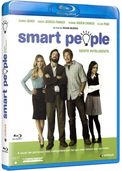 SMART PEOPLE (BLU-RAY)