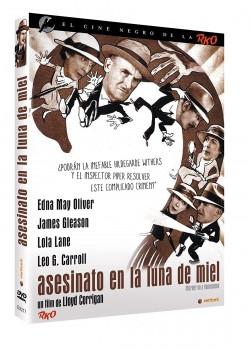 CINE NEGRO RKO: ASESINATO EN LA LUNA DE MIEL (DVD)