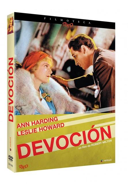 FILMOTECA RKO: DEVOCION (DVD)