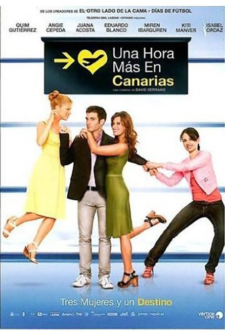 UNA HORA MAS EN CANARIAS (DVD)
