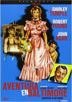 FILMOTECA RKO: AVENTURA EN BALTIMORE (DVD)