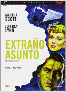 CINE NEGRO RKO: EXTRAÑO ASUNTO (VOS) (DVD)