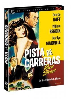 PISTA DE CARRERAS (VOS) (DVD)
