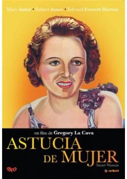 ASTUCIA DE MUJER (DVD)
