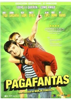 PAGAFANTAS EDICIÓN ESPECIAL 2 DISCOS DVD