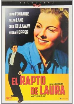 FILMOTECA RKO: EL RAPTO DE LAURA (DVD)