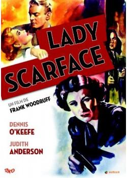 CINE NEGRO RKO: LADY SCARFACE (DVD)
