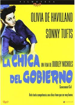 LA CHICA DEL GOBIERNO (DVD)