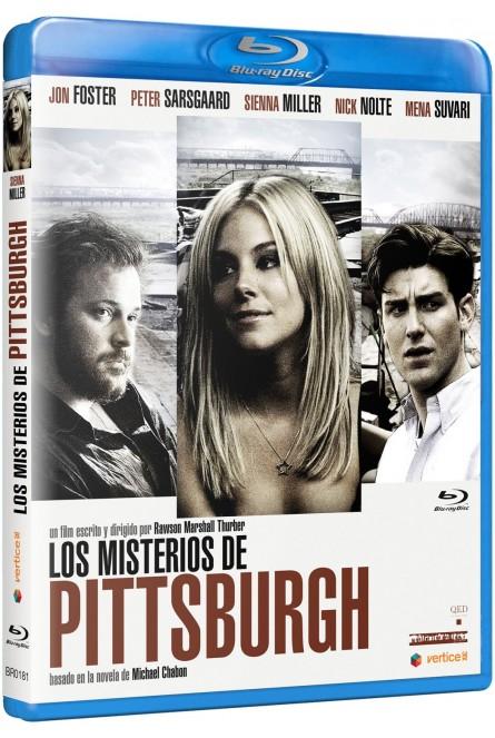 LOS MISTERIOS DE PITTSBURGH (BLU-RAY)