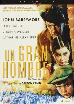 FILMOTECA RKO: UN GRAN HOMBRE (DVD)