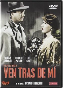 Ven tras de mí DVD 1949 Follow Me Quietly