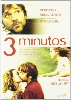 3 MINUTOS (DVD)