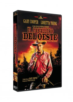 EL CABALLERO DEL OESTE (DVD)