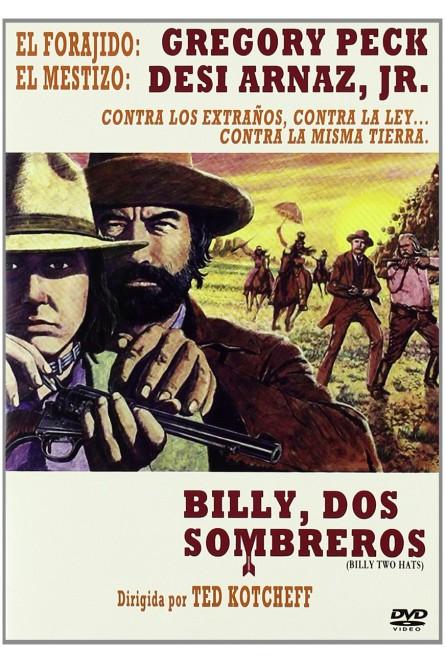 BILLY DOS SOMBREROS (DVD)