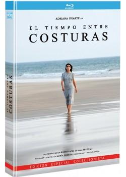 El Tiempo entre Costuras - Edición Especial [Blu-ray]