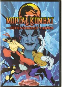 MORTAL KOMBAT 2 (DVD)