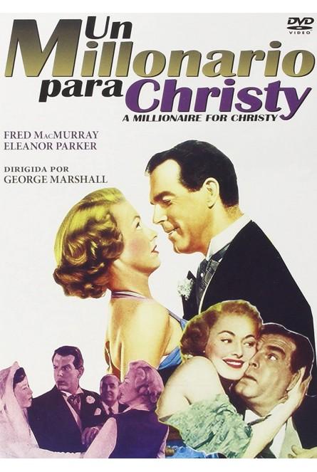 UN MILLONARIO PARA CHRISTY (DVD)