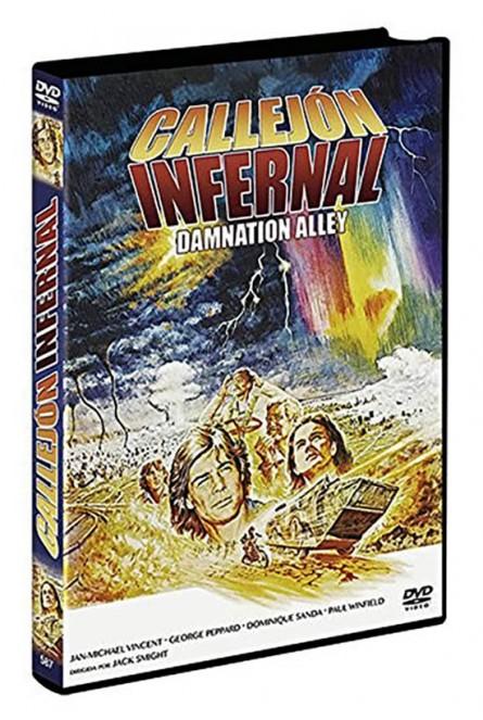 CALLEJON INFERNAL (DVD)