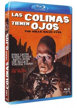 LAS COLINAS TIENEN OJOS 1977 (BLU-RAY)