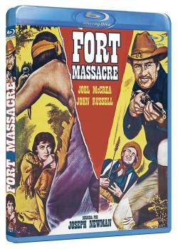 FORT MASSACRE (BLU-RAY)