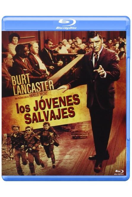 LOS JOVENES SALVAJES (BLU-RAY)