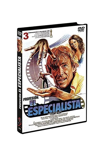 Profesión: el especialista [DVD]