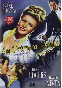 LA PRIMERA DAMA (DVD)