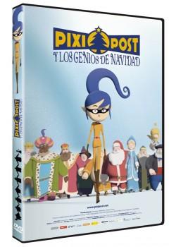 Pixi Post y los Genios de Navidad [DVD]