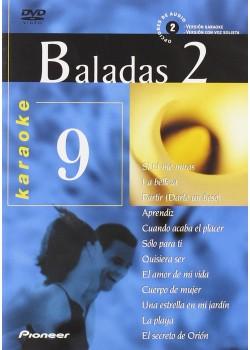 Karaoke 9 Baladas 2 [DVD]