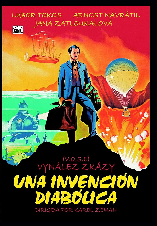 OTRO PUTO TÓPIC NO MUSICAL. Obras maestras del cine. - Página 3 Una-invencion-diabolica-dvd-