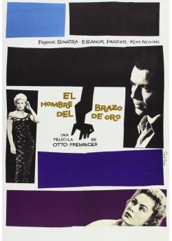 EL HOMBRE DEL BRAZO DE ORO (DVD)