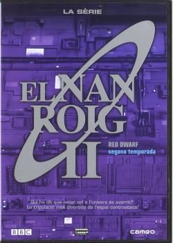 RED DWARF II - EL NAN ROIG: SEGUNDA TEMPORADA (VERSION EN CATALAN